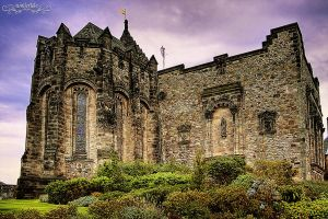 Edinburgh castle1 by Wintertale-eu