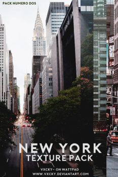 Texture Pack #2 - New York City by vxcky