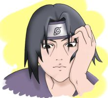 Itachi by mad-jove