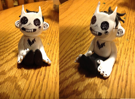 hella claY ZACHARIE by mouseorgans