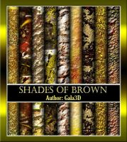 Texture Shades of Brown by Gala3d