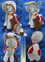 Mlp Plushie Contest,Derpy the assassin by Tawny0wl