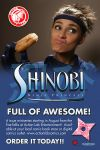 Shinobi: Ninja Princess! FULL OF AWESOME!! by martheus