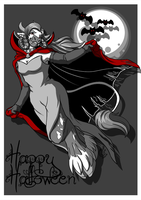 Happy Halloween 2016 by LadyRosse