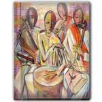 Ethiopian music folder icon 01 by Havokmesfin
