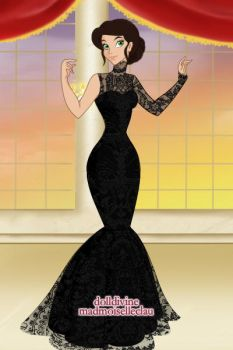 The Black Dress by KatiesSuperAwesome