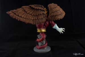 [Garage kit painting #09] Griffin bust - 004 by DasArt