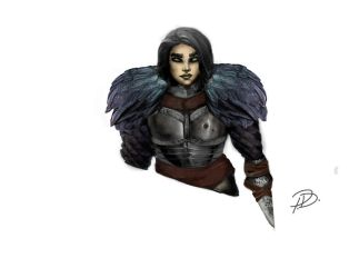 Warria 2.0 by LitaGirl