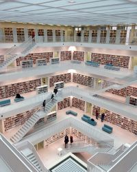 Library by youchangedme