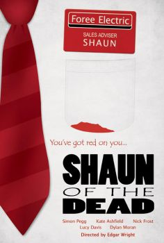 Shaun of the Dead Poster by PurityOfEssence