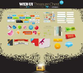 WEB UI Treasure Chest v 1.0 by lazymau