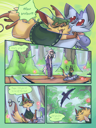 Yokoka's Quest - Chapter 4 Page 23 by ClefdeSoll