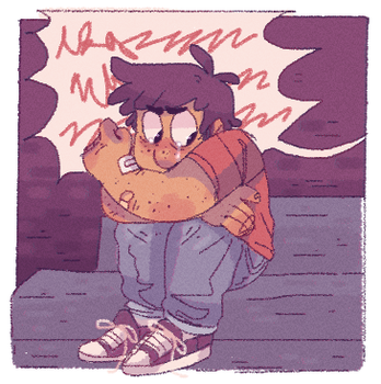 Smash that like button if yr just like, tired dude by iLee-Font