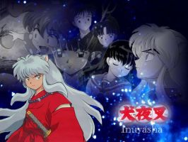 Inuyasha by promiscuous-girl