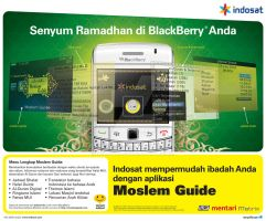 Indosat Moslem Guide by idhuy