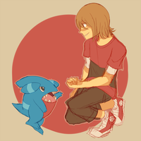 Luka and Gible