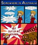 On Living in Australia by youmee400