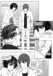 Death Note Doujinshi Page 138 by Shaami