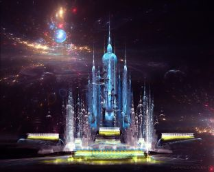 AstralCastles IV by love1008