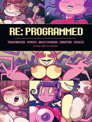 REPROGRAMMED - 24 page comic by Cavitees