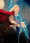 Thor by kleopetra007