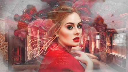Adele by inmaginary