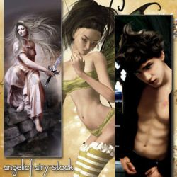 Angelic Fairy - ID by angelicfairy-stock