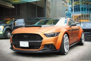 Super Stang by SeanTheCarSpotter