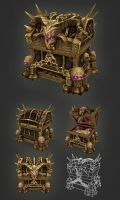 Treasure Chest Epic by bitgem