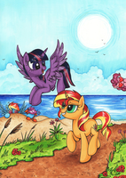 Love Is In Bloom - SunLight by yellowrobin
