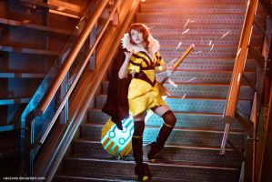Transistor - RED 01 by vaxzone