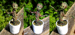 I am Groot by MurphAinmire
