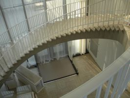 Spiral, Staircase by edward-is-me