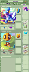 Team Fearious: app 2.0 by NERD-that-DRAWS