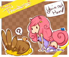 Thanksgiving by Tiki-Sama