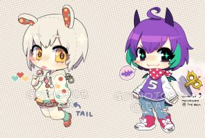 Toykin Adopts Set 1 [AUCTION] CLOSED by GotNoJob