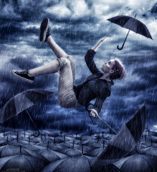 The Rain by EliF2015