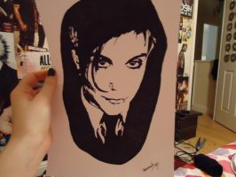 Frank Iero My Chemical Romance by picturethishannah