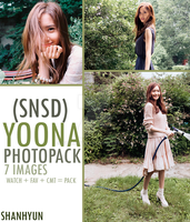 (SNSD) Yoona - Photopack by ShanHyun