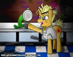 CHIMI CHUCK THAT S*** INTO THE BIN! by HuskyLeafStudios