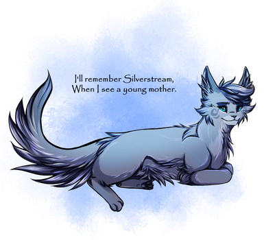 3. Silverstream by FIamesong