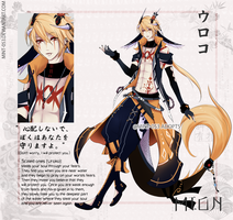 [CLOSED] Auction - MION 3 by Syu-mln