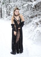 Snow Mistress #1 by Robyn-Eliza