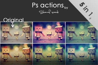 photoshop actions - 6 by Honestheart26