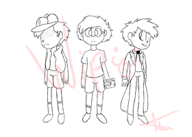 Wip: No Time : Gravity Falls by MikaMilaCat