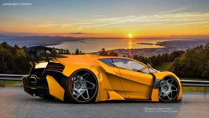 Lamborghini SINISTRO by Thebian Concepts by mcmercslr