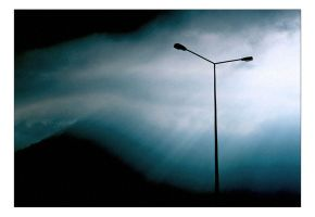 fogy-light and street lamp by abdulicart