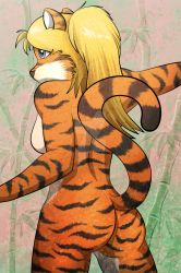Tigress by wdeleon