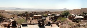 Calico Ghost Town by thzinc