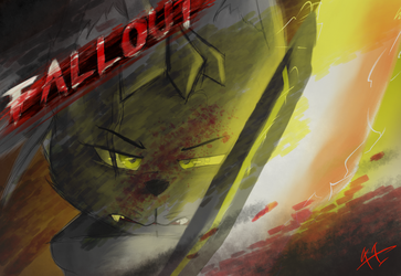 FALLOUT by NA-1019-the-droid